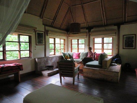 Bwindi Lodge Resmi