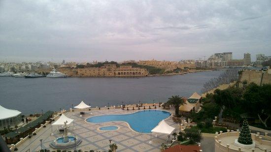foto dalla terrazza della camera - Picture of Excelsior Grand Hotel ...