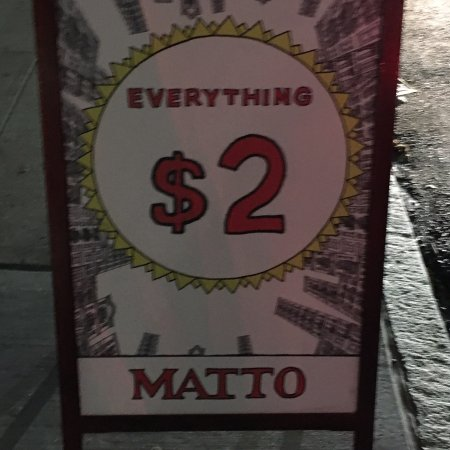 New City, Estado de Nueva York: Matto Espresso