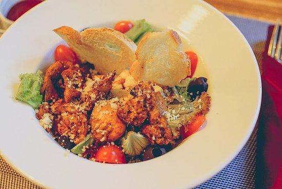 The Olive Steak House Salad's dish 1