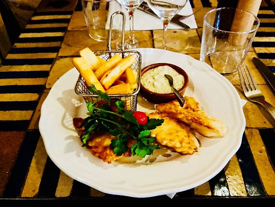 Bistrot Le Cap: Fish 'n Chips