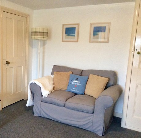 Playden, UK: The Granary Apartment