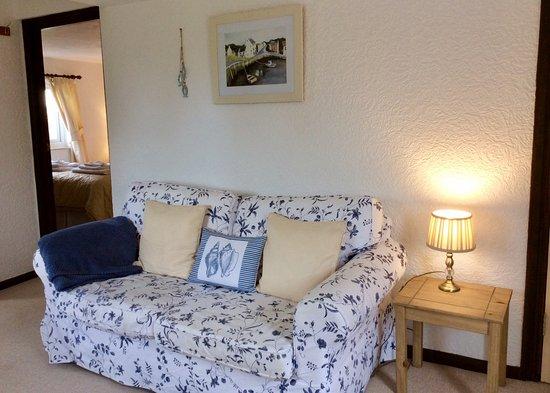 Playden, UK: The Loft Apartment