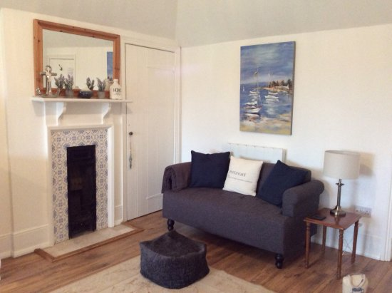 Playden, UK: The Retreat Apartment
