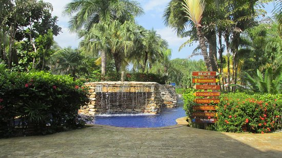 Mayan Princess Beach & Dive Resort: Mayan Section