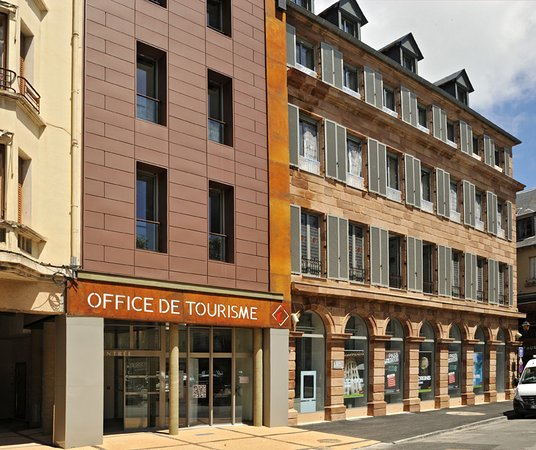 Office de Tourisme My Rodez