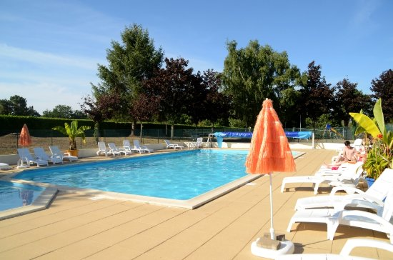 Chantonnay, France: Piscine 4