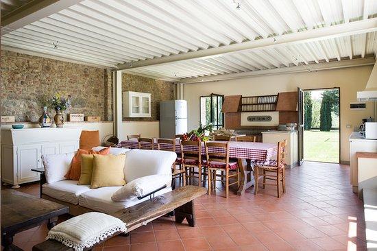 Marcialla, Italie : Villa Gelsomino
