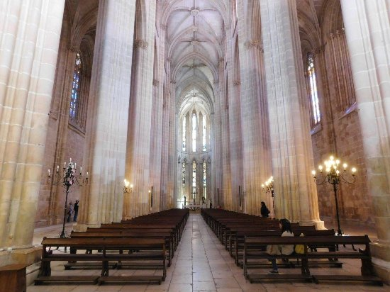 Centrala Portugal, Portugal: Sightseeing Center of Portugal - Batalha