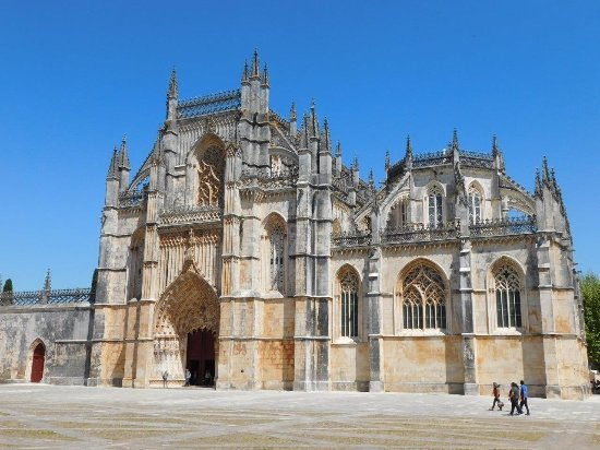Central Portugal, Portugal: Sightseeing Center of Portugal - Batalha