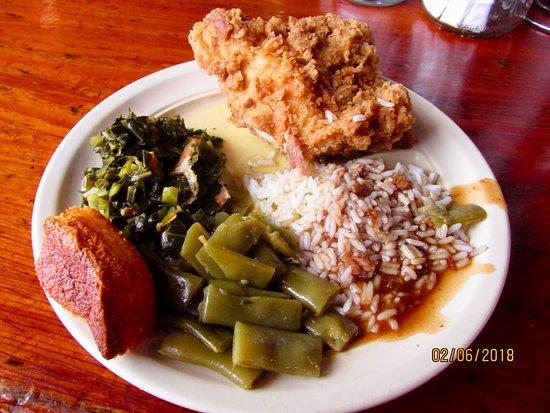 Cross City, Флорида: Lunch