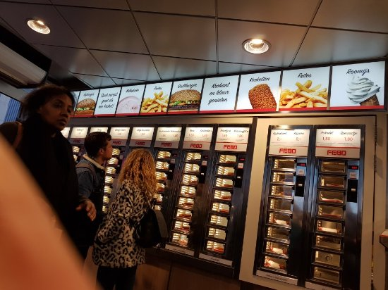 FEBO, Amsterdam - Centrum - Restaurant Reviews, Phone Number & Photos - TripAdvisor