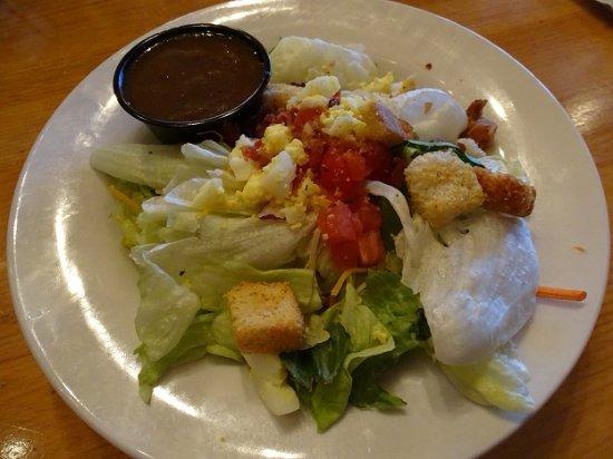 Jeffersonville, IN: side salad