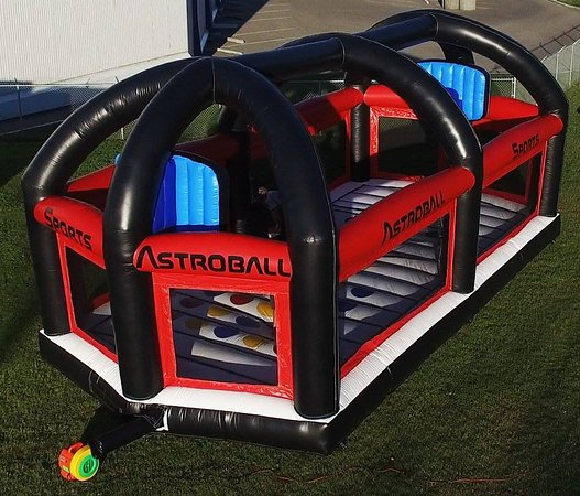 Jumping Jack's Inflatables & Party Rentals: Jumping Jack's Sports Arena