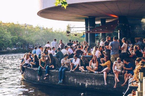 pubquiz at waterkant - picture of waterkant, amsterdam - tripadvisor