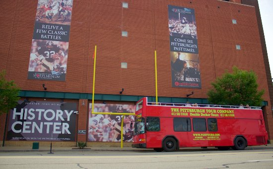 Heinz History Center on the tour route - Picture of The ...