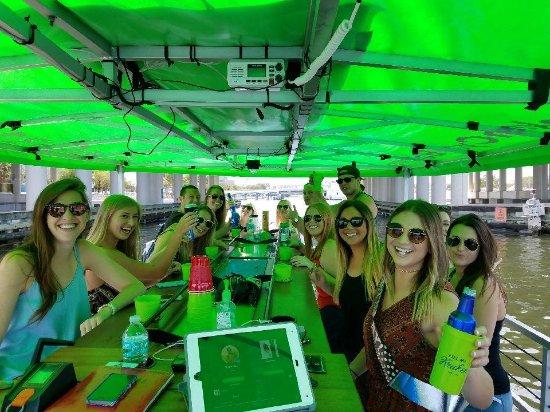 Kraken CycleBoats: Weekend Fun!