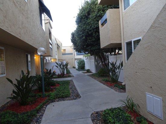 Solana Beach, Καλιφόρνια: 2-floor design