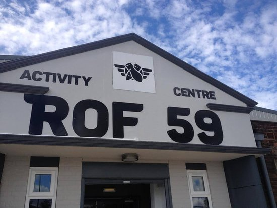 Newton Aycliffe, UK: ROF59