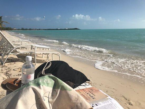 Long Bay Beach, Providenciales: Tranquil beach