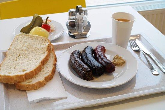 Vecses, Hungría: Alapértelmezett reggeli. :)