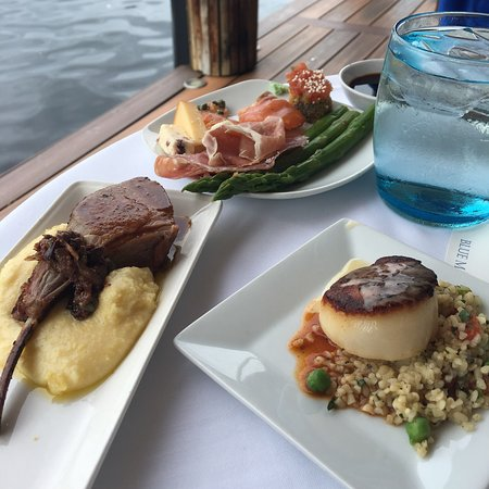 Blue moon fish company lauderdale by the sea for Blue moon fish company