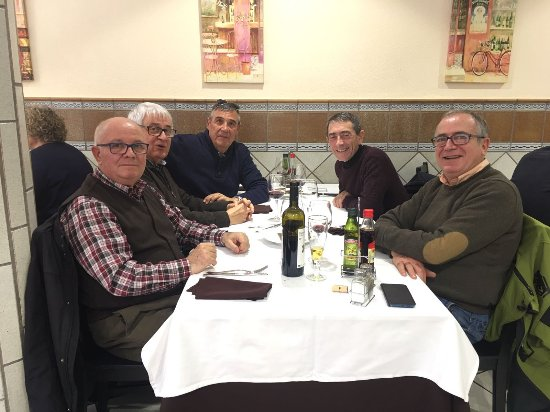 Castellar del Vallès, España: Grupo completo.