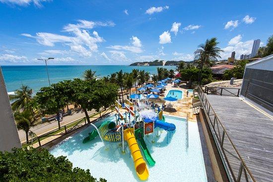 Praiamar Natal Hotel & Convention, hôtels à Natal