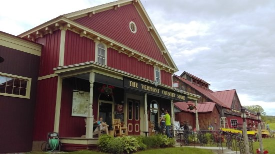 Rockingham, VT: Vermont Country Store