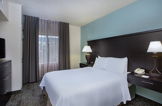 ‪‪Staybridge Suites Chattanooga Downtown‬: ADA Guest Room‬