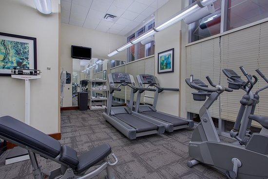 Staybridge Suites Chattanooga Downtown: On-site Fitness Center