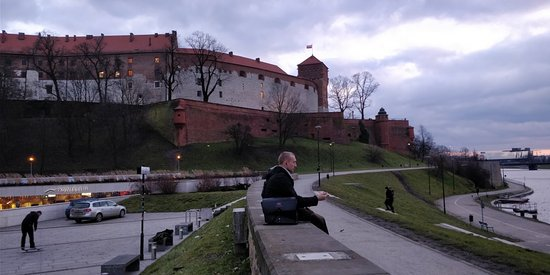 Overlooking Castle