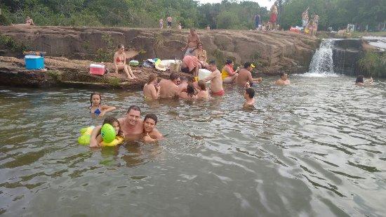 Rio Verde de Mato Grosso: PARA QUEM NÃO SABE NADAR E TEM FILHOS PEQUENOS