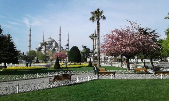 İstanbul Comfort Hotel: 20170422_091507_large.jpg