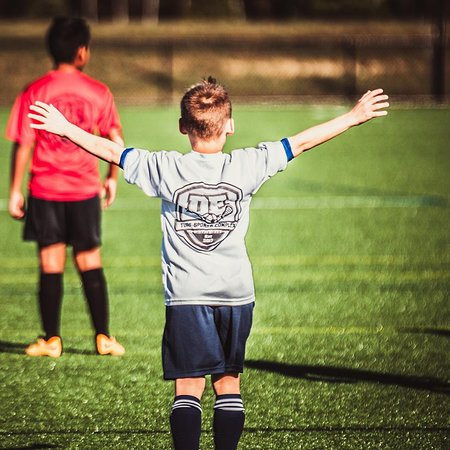 Frederica, Делавер: Children's soccer league offered