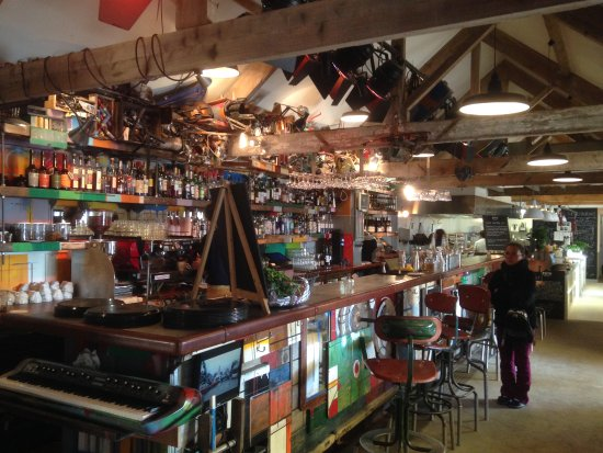 Bruton, UK: Roth Bar and Grill, Hauser and Wirth, Somerset