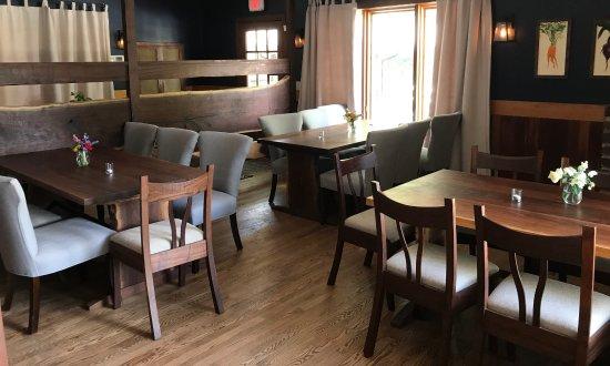 Valley Center, KS: The north dining room.