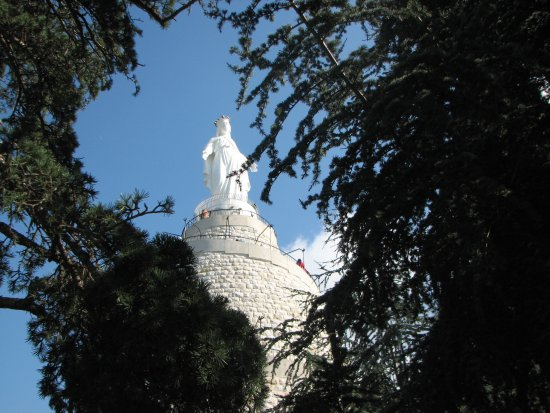 The Shrine of Our Lady of Lebanon