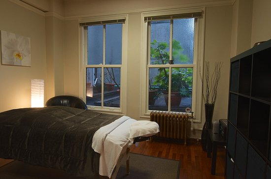 Vancouver, Canadá: One of the Studios of Oceana Massage