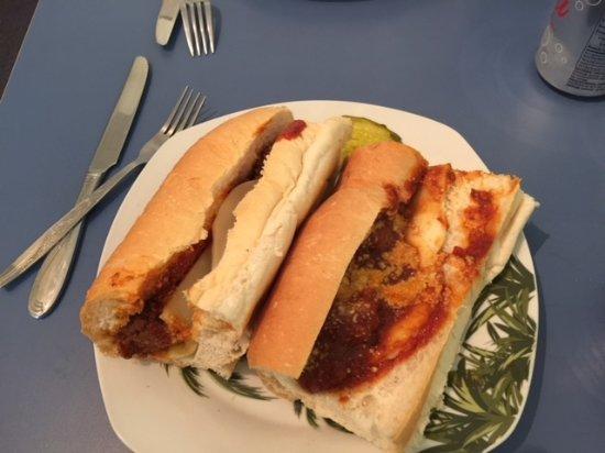 Jakes 2: meatball sub
