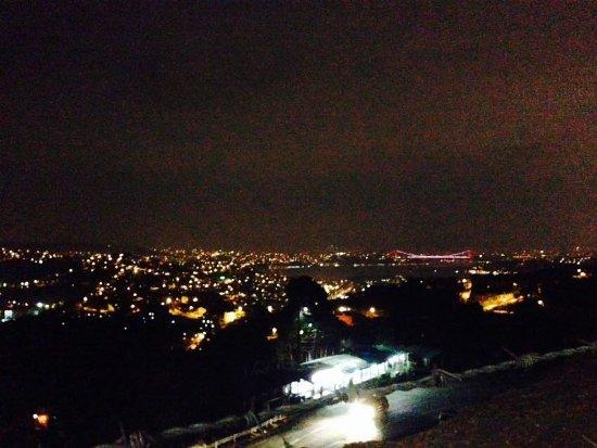 Beykoz, Turkiet: Gece seyir alanı