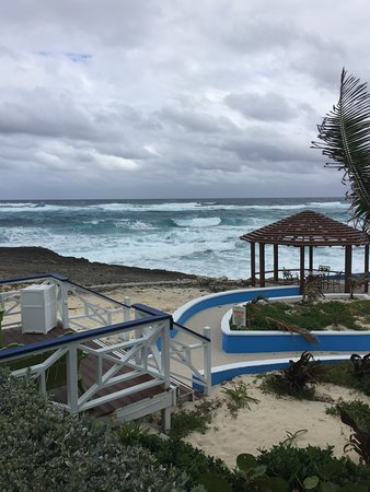 9afb6440522637 View from the restaurant. - Picture of Abaco Beach Resort and Boat ...