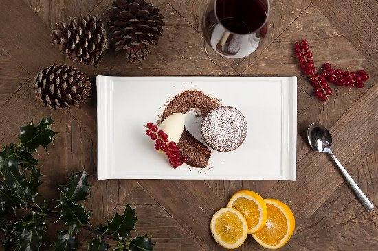 The Alverton Bar & Restaurant: Winter Dessert
