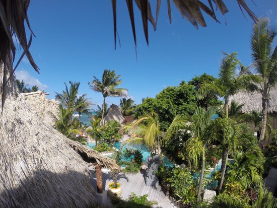 Ramon's Village Resort: View from our balcony