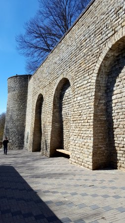 Viru Gates: Old Town Walls