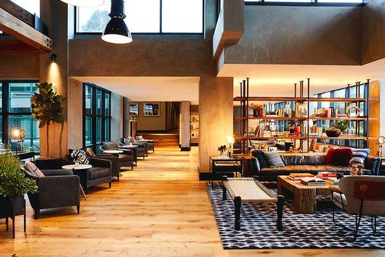 Hotel Kabuki, a Joie de Vivre hotel: Hotel Kabuki Lobby