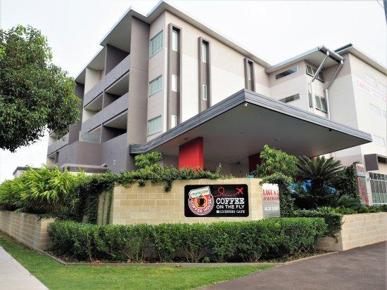 Entrance - Picture of Laguna Serviced Apartments Toowoomba - Tripadvisor
