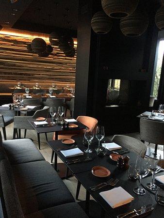 Hotel Montanus: Het sfeervolle restaurant