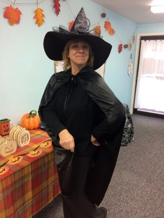Bigfork, MT: Halloween at The Studio