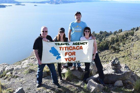Puno, Peru: ISLAND AMANTANI LAKE TITICACA
